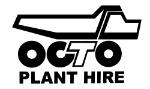 Octo Plant Hire Logo